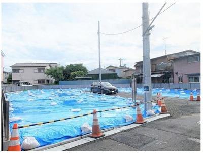 【外観】藤沢市片瀬4丁目 売地 No.1