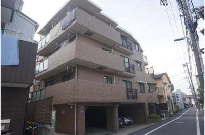 4階建2階部分のお住まいです。