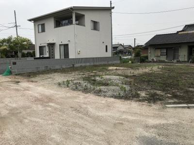 【外観】神辺町川南 売土地