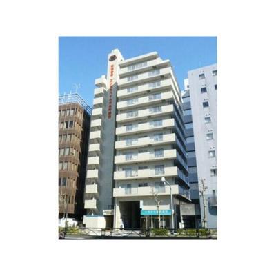 京浜急行線「大森町」駅より徒歩2分と通勤通学に便利な立地。