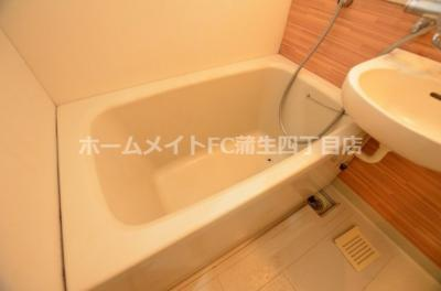 【浴室】千林ロイヤルハイツ