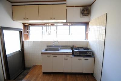 【キッチン】高良内中園貸家