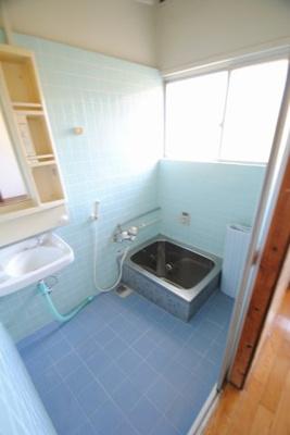 【浴室】高良内中園貸家
