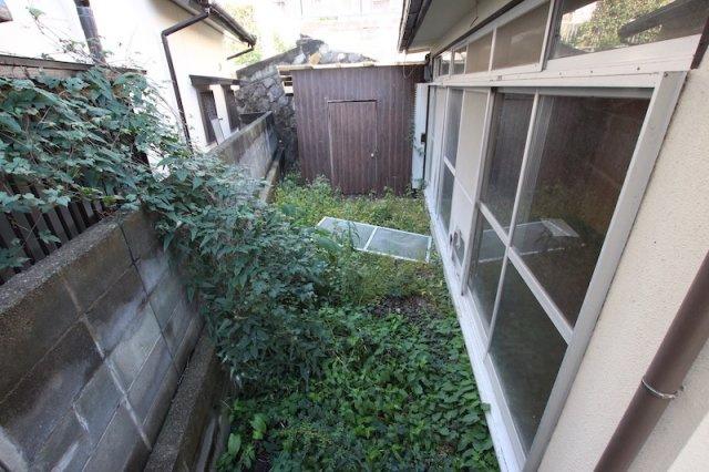 【庭】若久5丁目戸建て