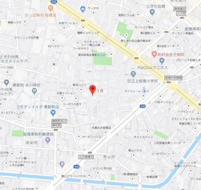 【地図】こもれびの邱