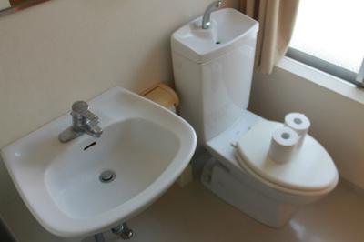 RIGATO Fの洗面所(同間取り別部屋)