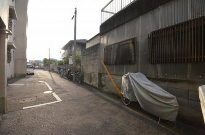 【駐車場】仁井田ビル