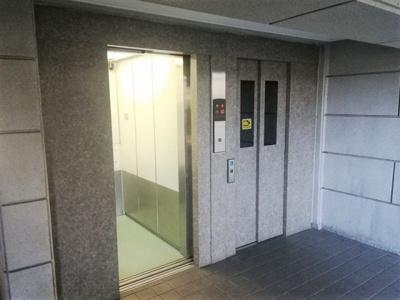 【エントランス】藤和東加古川ハイタウンC棟