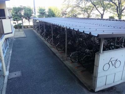 【駐車場】藤和東加古川ハイタウンC棟