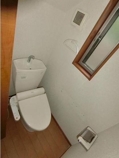 【トイレ】古河市大手町 中古一戸建て