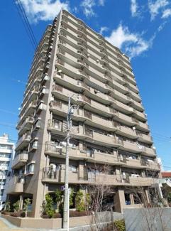 ライオンズマンション清本町 中古マンション オートロック 宅配ロッカーあり 11階につき眺望良好