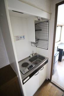 【キッチン】六甲セレスコート