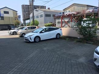 【駐車場】レジデンツ・アハト