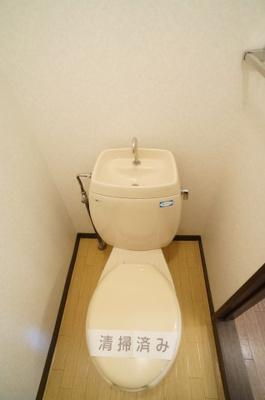 【トイレ】サンハウス前原