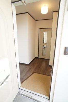 【玄関】サンハウス前原
