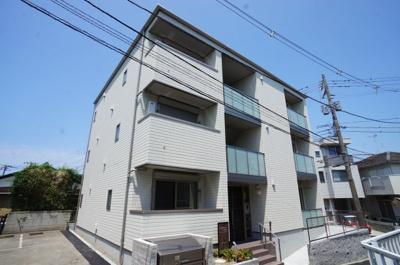 【外観】ボヌール・マ・メゾン津田沼