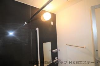 【浴室】カーテンプレゼントキャンペーン実施中♪全24区画残りひと区画 高崎市井野町新築一戸建