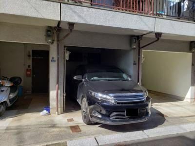 ■駐車場です♪♪