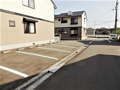 【駐車場】エスポワール34 D棟