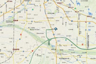 【周辺】エスポワール34 D棟