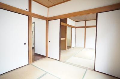【居間・リビング】東洋荘