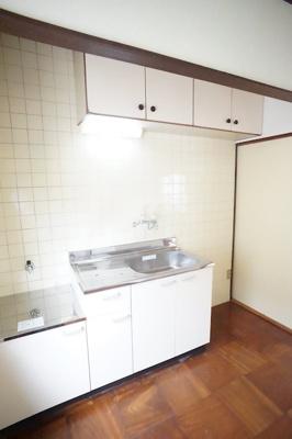 【キッチン】東洋荘