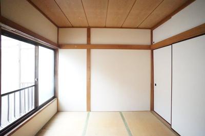 【寝室】東洋荘