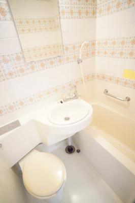 【浴室】東洋荘