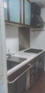 【キッチン】ローレルスクエア都島プライムタワー