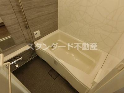 【浴室】パークアクシス梅田
