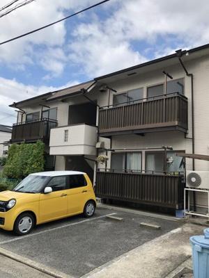 【外観】収益物件!!売ハイツ 約60坪! 堺市北区常磐町