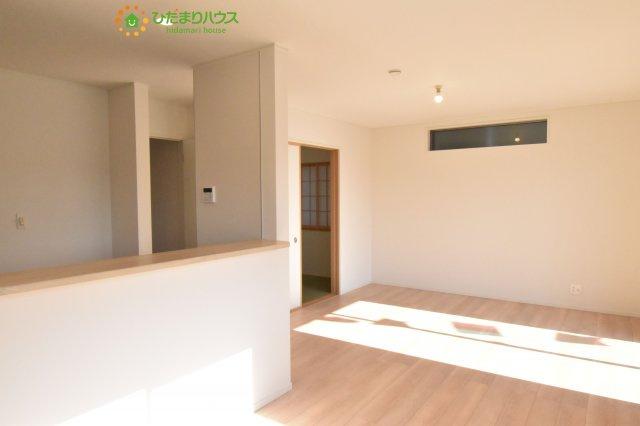 【居間・リビング】上尾市瓦葺 第14 新築一戸建て クレイドルガーデン02