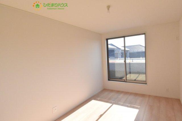 【寝室】上尾市瓦葺 第14 新築一戸建て クレイドルガーデン02