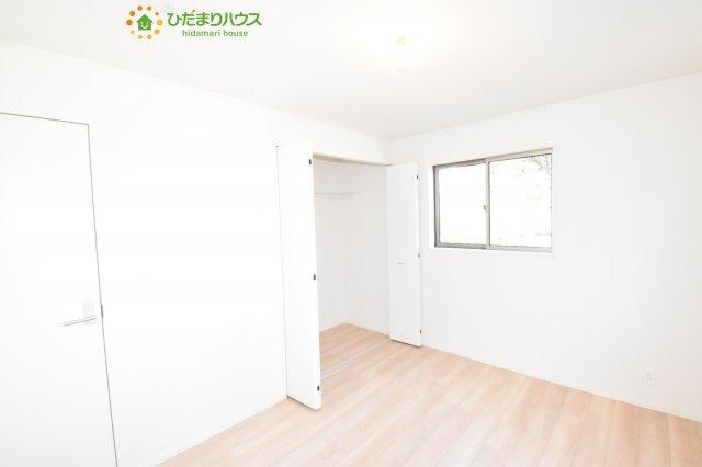 【洋室】上尾市瓦葺 第14 新築一戸建て クレイドルガーデン02