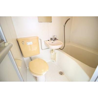【浴室】サンハイツ大野木