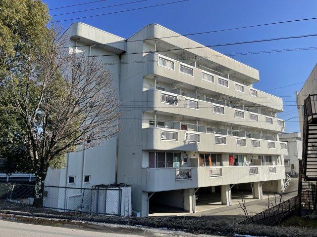 【外観】マンション桜橋