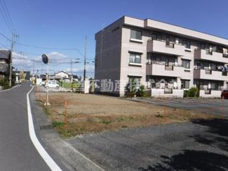 【区画図】54376  羽島市正木町曲利土地