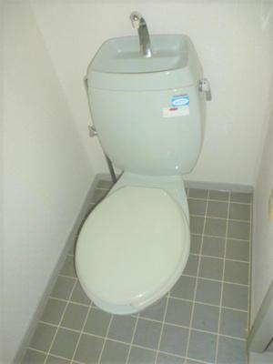 【トイレ】マノワール永峯 A