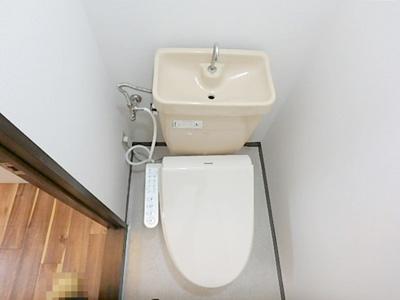 【浴室】ハイツマルミB
