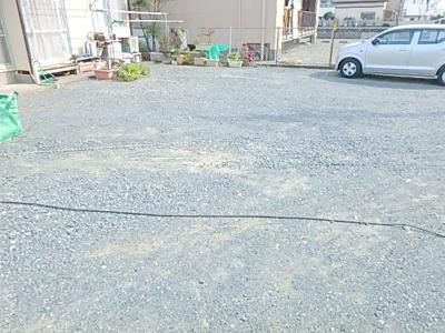 【駐車場】ハイツマルミB