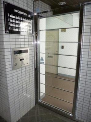 【セキュリティ】クリオ練馬壱番館