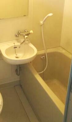 【浴室】クリオ練馬壱番館