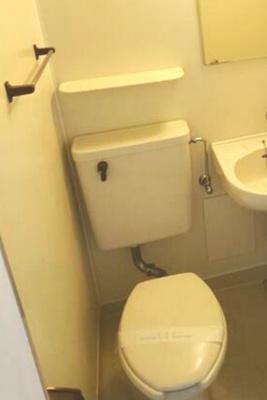 【トイレ】クリオ練馬壱番館