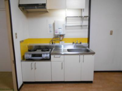 【キッチン】北総ビレッジ B