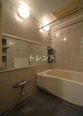 【浴室】ザパームス代々木上原コスモテラス【THEパームス代々木上原コスモテラス】