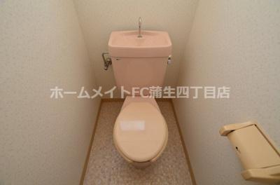 【トイレ】レストルーフ127