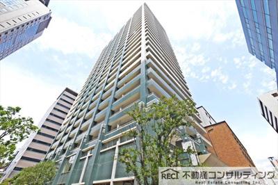 【外観】ライオンズタワー神戸・旧居留地