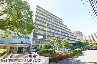 【外観】須磨名谷ハウス1号棟