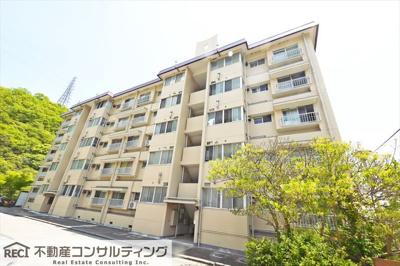 【外観】鶴甲コーポ35号館