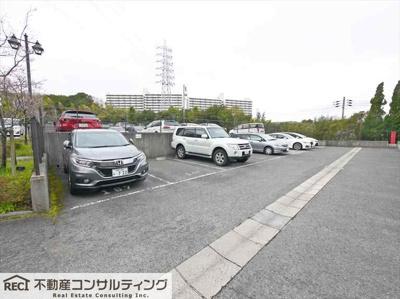 【駐車場】須磨パークヒルズD棟
